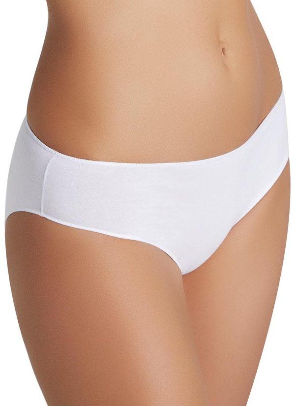 braga de algodón midi no marca. Color blanco