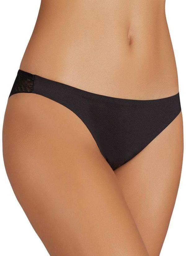 braga brasileña encaje trasero. Color negro
