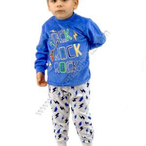 Pijamas niño manga larga