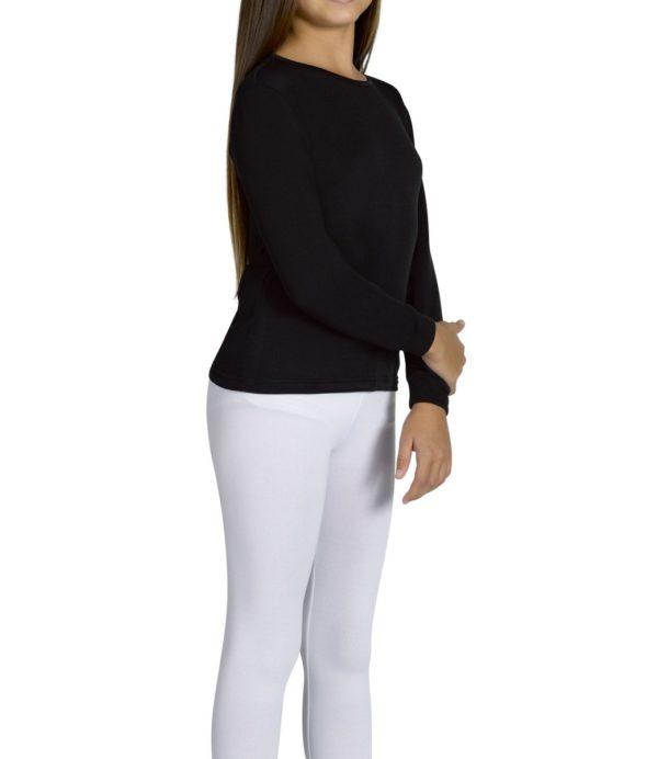camiseta termica manga larga niña
