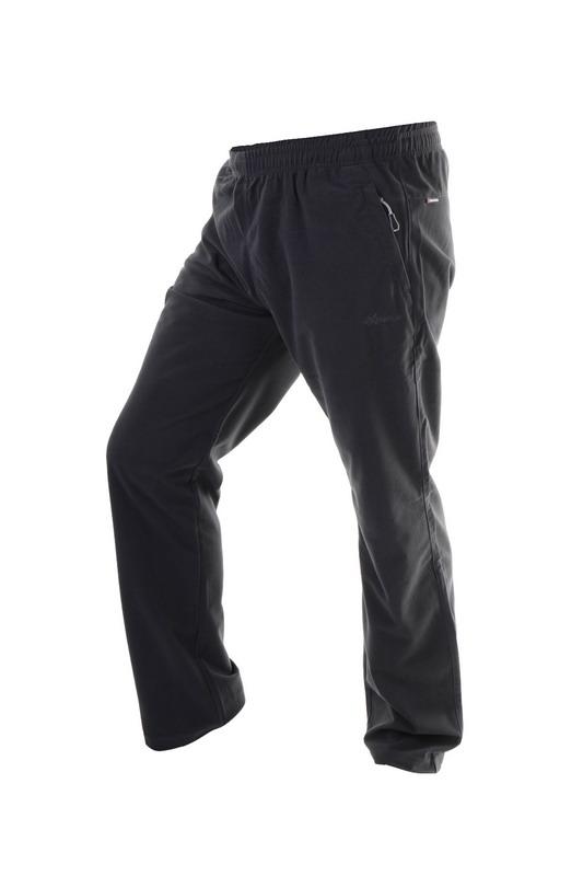 pantalon hombre trekking micropana lilso. Bolsillos laterales con cremallera