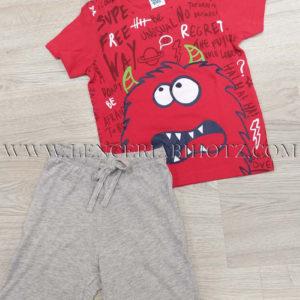 pijamas niño manga corta (verano)