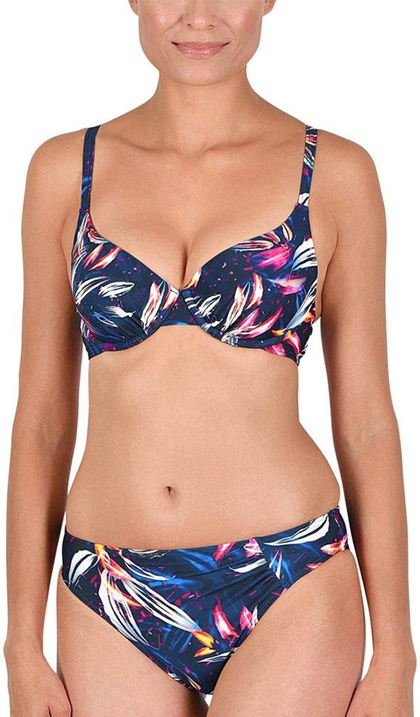 bikini tirante multiposicion con aro y copa
