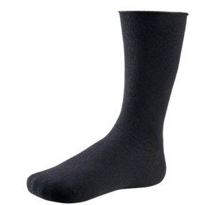 calcetin de mujer algodón puño antipresión