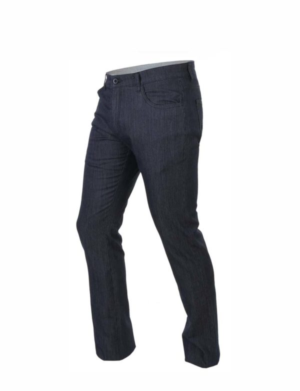 Pantalón loneta estrafina caballero lateral bolsillos