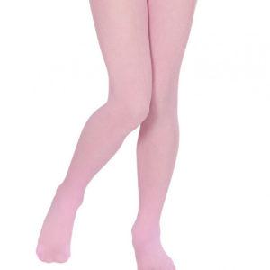 media panty niña rosa grosor intermedio piel de melocoton