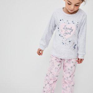Pijama largo INFANTIL niña (2 a 6 años)